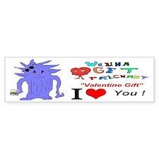Valentine Gift? Bumper Sticker