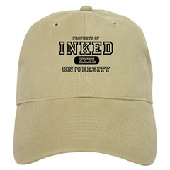 Inked University Property Baseball Cap