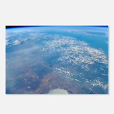 Sikhote-Alin meteorite site - Postcards (Pk of 8)