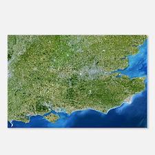 South-East England - Postcards (Pk of 8)