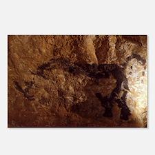 Stone-age cave paintings, Lascaux, France - Postca