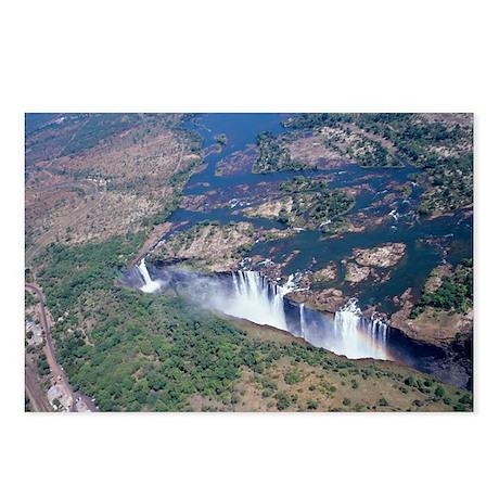 Victoria Falls - Postcards (Pk of 8)