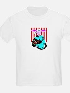 Deco Bunny Kids T-Shirt