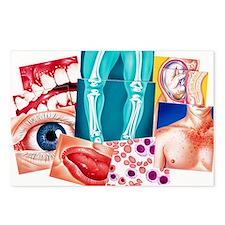 Artwork of disorders due to vitamin deficiencies -