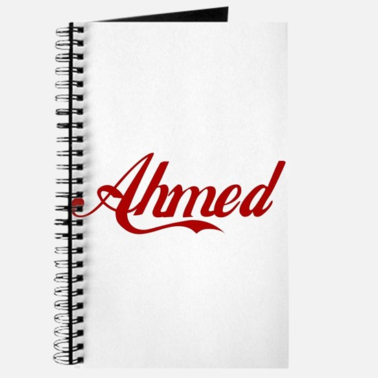 Ahmed name Journal