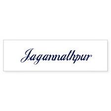Jagannathpur Bumper Sticker