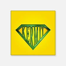 SuperKermit(Green) Sticker