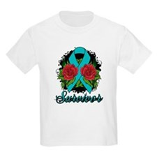 PCOS Survivor Tattoo T-Shirt