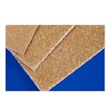 Sandpaper, close-up - Postcards (Pk of 8)