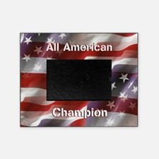 All American Chapion Picture Frame