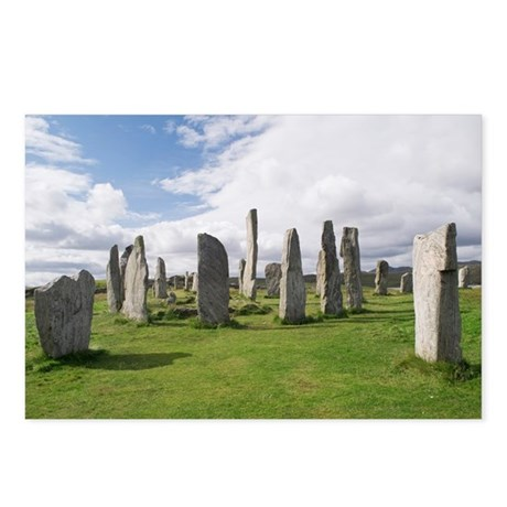 Callanish stone circle - Postcards (Pk of 8)