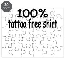 100% tattoo free shirt.png Puzzle