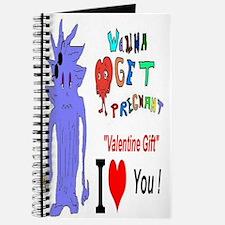 Valentine Gift? Journal
