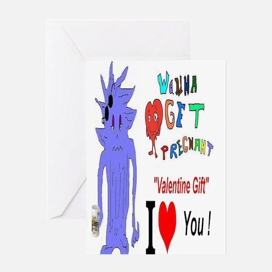 Valentine Gift? Greeting Card