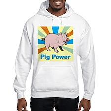 Pig Power Hoodie