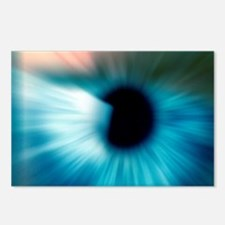 Human eye - Postcards (Pk of 8)