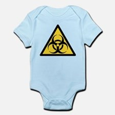 biohazard baby Infant Bodysuit