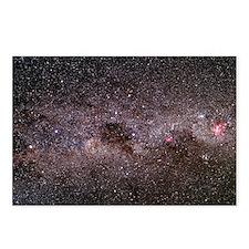 Milky Way - Postcards (Pk of 8)
