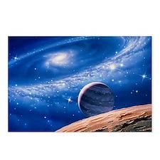 Ring galaxy - Postcards (Pk of 8)
