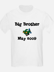 Big Brother May 2009 Kids Tee
