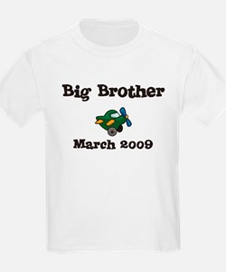 Big Brother March 2009 Kids Tee