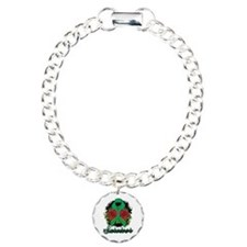 Liver Cancer Survivor Rose Tattoo Charm Bracelet,