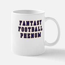 Cute Fantasy football genius Mug