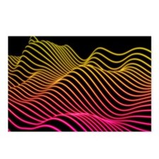 Waves - Postcards (Pk of 8)
