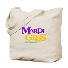 Mardi Gras Tote Bag