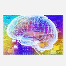Artificial intelligence - Postcards (Pk of 8)