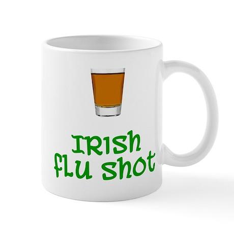 Irish Flu Shot Mug