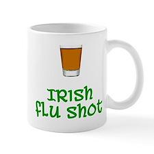 Irish Flu Shot Small Mug
