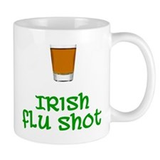 Irish Flu Shot Small Mug