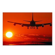 Boeing 747 - Postcards (Pk of 8)