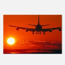 Boeing 747 - Postcards (Pk of 8)