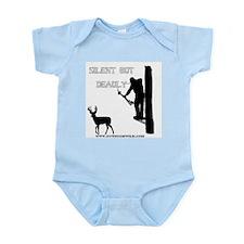 Silent But deadly Infant Bodysuit