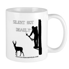 Silent But deadly Small Mug