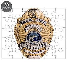 Alaska ST badge Puzzle