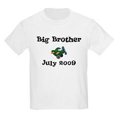 Big Brother July 2009 Kids Tee