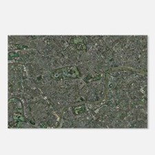 Enlarged congestion charging zone - Postcards (Pk