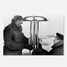 First Soviet jet rocket, 1939 - Postcards (Pk of 8