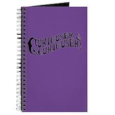 Curiouser And Curiouser Journal