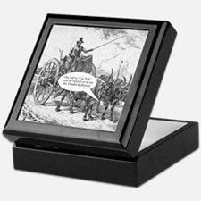 One Call to Car Talk Keepsake Box