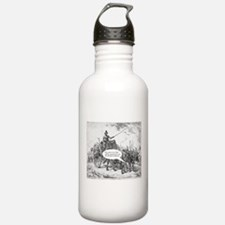 One Call to Car Talk Water Bottle