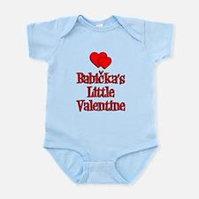 Babickas Little Valentine Infant Bodysuit