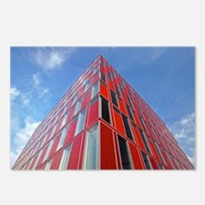 Office building - Postcards (Pk of 8)