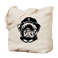 Unique Dog pug Tote Bag