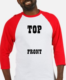 From Top To Bottom Baseball Jersey