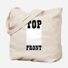 From Top To Bottom Tote Bag