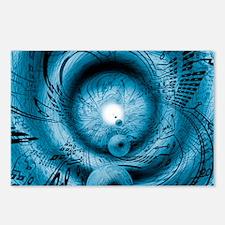 Quantum computing - Postcards (Pk of 8)